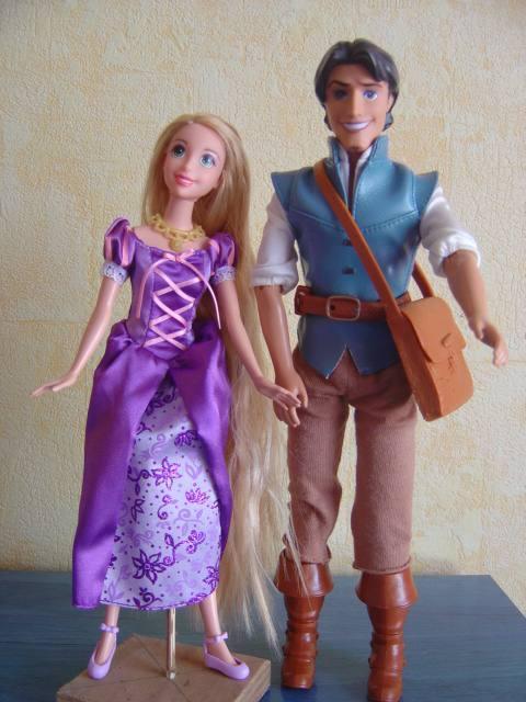 Raiponce et son prince charmant - Raiponce et son prince ...